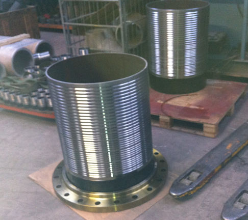 We couplings ltd 24 inch hose water suction delivery hose couplings flange tails fitting fire fighting large layflat reel aluminium spool piece publicscrutiny Images